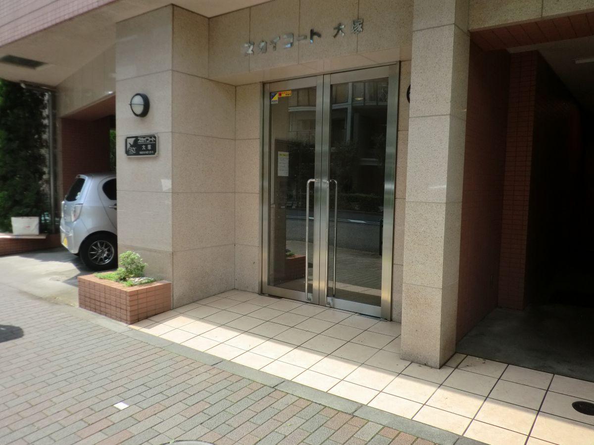 東京都のウィークリーマンション・マンスリーマンション「mks大塚【分譲賃貸】 」メイン画像