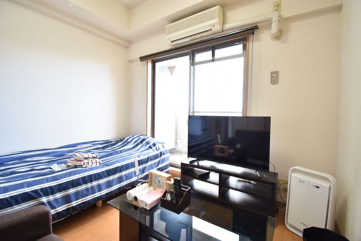大阪の家具付き賃貸「ランドマークシティ大阪城南」メイン画像