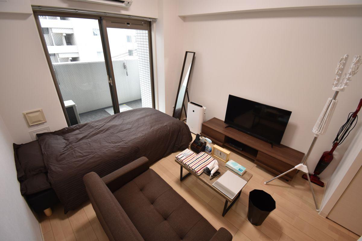 大阪の家具付き賃貸「プレミアムコート大正フロント」メイン画像