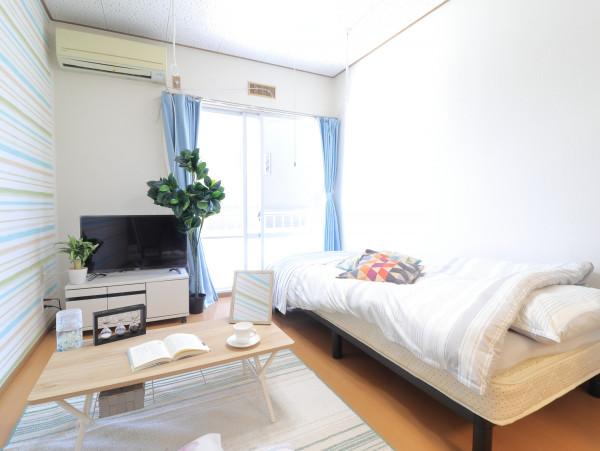 山口・下関・宇部の家具付き賃貸「パナハイツHITOMI」メイン画像