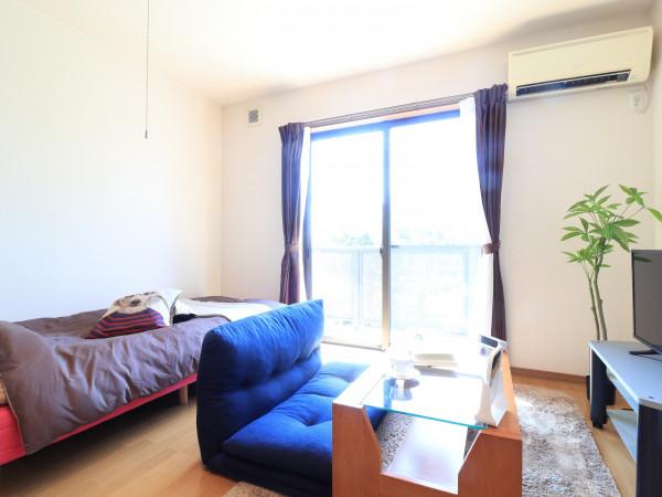 山口県山口市の家具付きウィークリー・マンスリーマンション「Kマンスリー旭通り」メイン画像