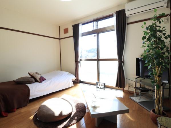 山口・下関・宇部の家具付き賃貸「ハピネス平井」メイン画像