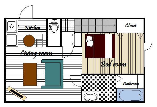 「GREEN PARK HOUSE(グリーンパーク ハウス)」間取図画像
