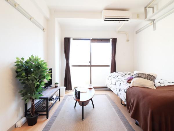 広島県広島市中区のウィークリーマンション・マンスリーマンション「Kマンスリー住吉」メイン画像