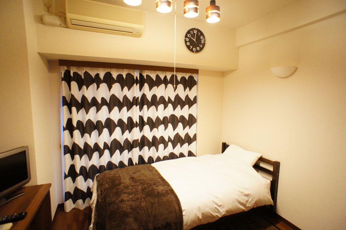 東京都港区のウィークリーマンション・マンスリーマンション「【デザイナーズルーム】TNS麻布 」メイン画像