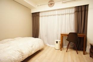 東京都のウィークリーマンション・マンスリーマンション「【ペット可】TNS旗の台 <デザイナーズルーム> (No.127403)」メイン画像