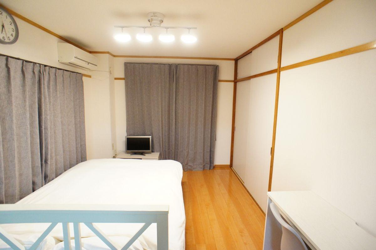 東京都のウィークリーマンション・マンスリーマンション「【ペット可】TNS等々力 (ダブルベッドで2名様まで同一料金!) 」メイン画像
