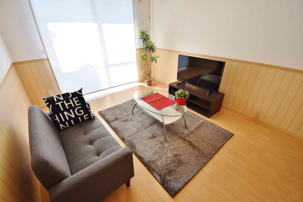 岡山県の家具付き賃貸「シャーメゾンフレール」メイン画像