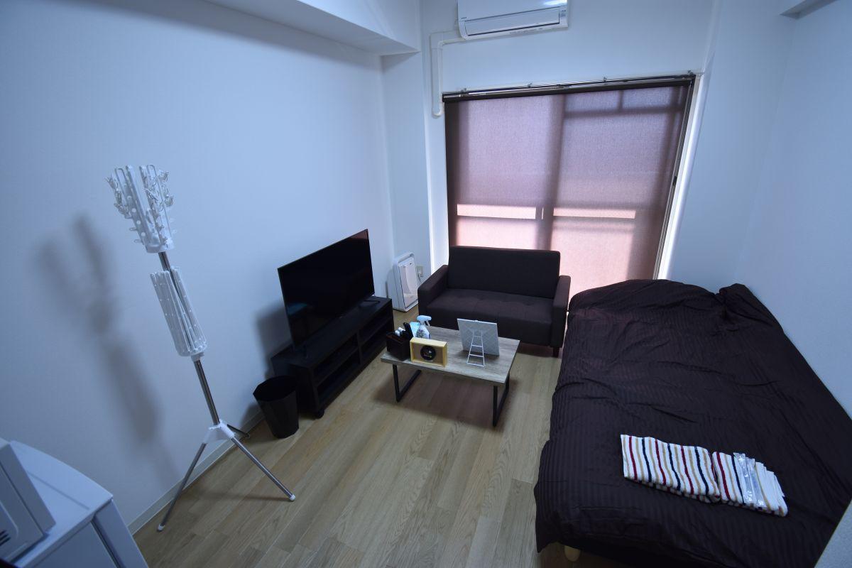 大阪の家具付き賃貸「ラナップススクエア東天満」メイン画像