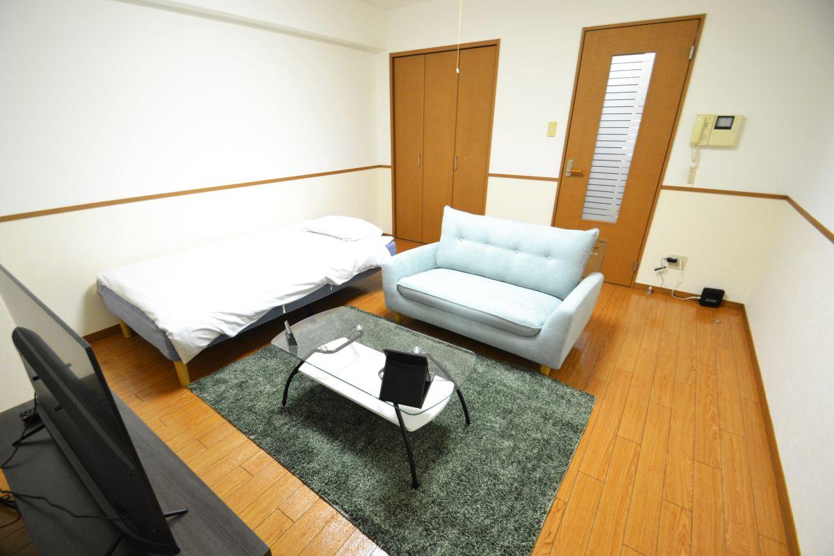 岡山県のウィークリーマンション・マンスリーマンション「Cityマンスリー岡山駅 701」メイン画像