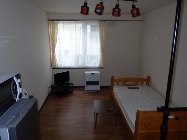 北海道室蘭市のウィークリーマンション・マンスリーマンション「エクセル創和 1R」メイン画像