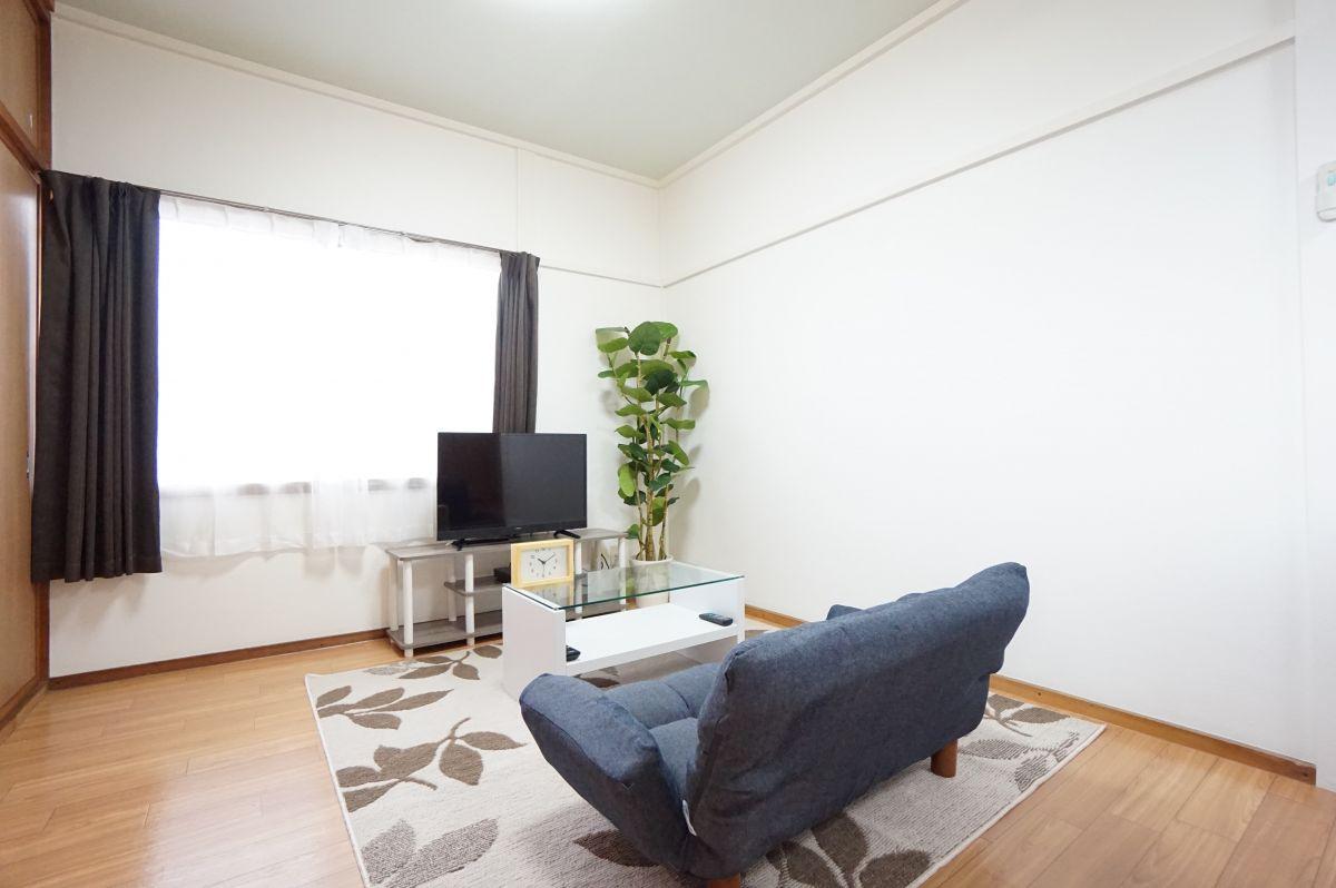 福井県のウィークリーマンション・マンスリーマンション「RBマンスリー福井 たけだ 2LDK」メイン画像