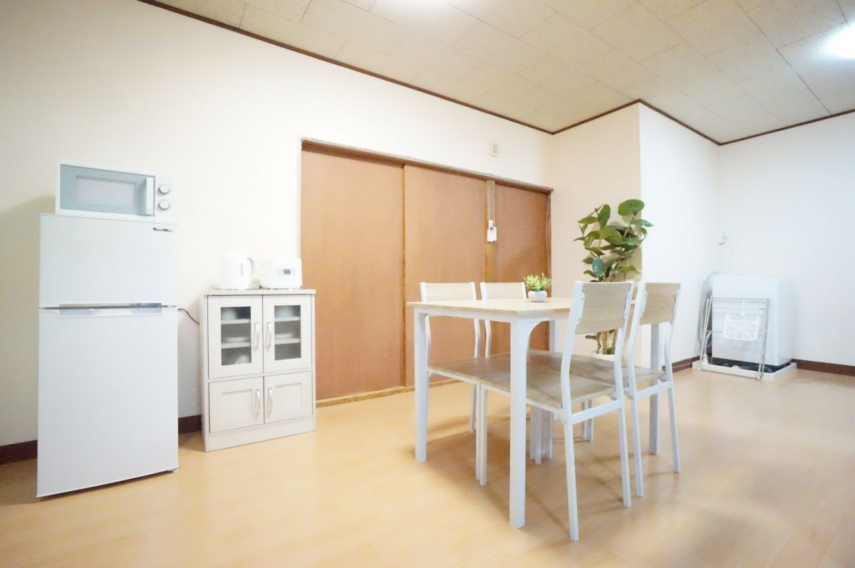 福井県のウィークリーマンション・マンスリーマンション「RBマンスリー福井 たけだ 3LDK」メイン画像