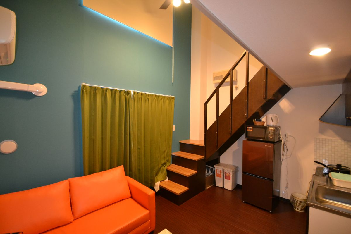 北海道札幌市中央区のウィークリーマンション・マンスリーマンション「ステイBBパレロワイヤルⅡ 1R」メイン画像