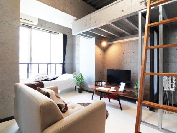 広島のウィークリーマンション・マンスリーマンション「Kマンスリー富士見町 1R-502」メイン画像