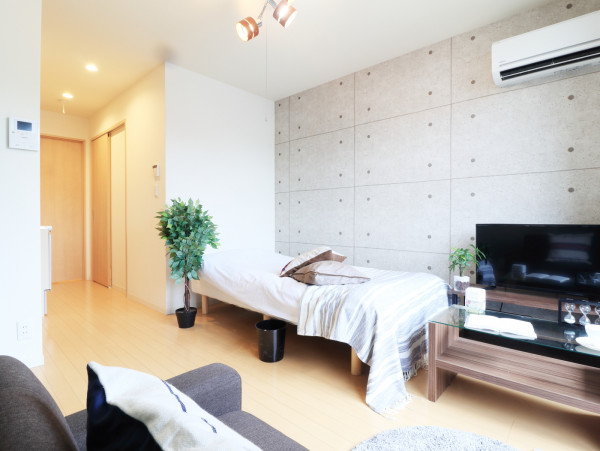 広島県の家具付き賃貸「J-house6」メイン画像