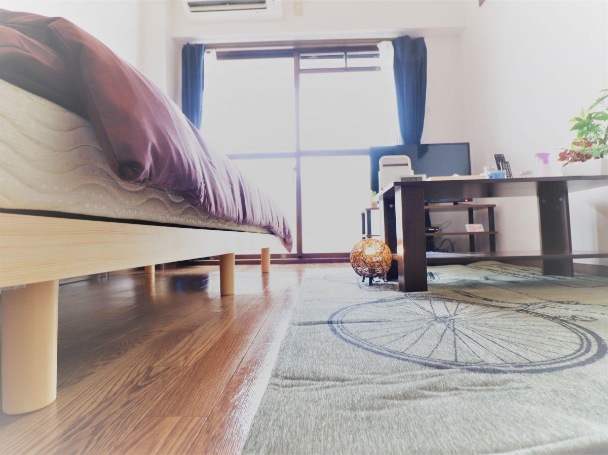 広島県広島市安佐南区のウィークリーマンション・マンスリーマンション「Kマンスリー古市橋駅前」メイン画像