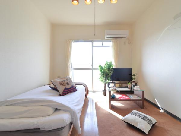 広島県広島市西区のウィークリーマンション・マンスリーマンション「Kマンスリー広島西」メイン画像