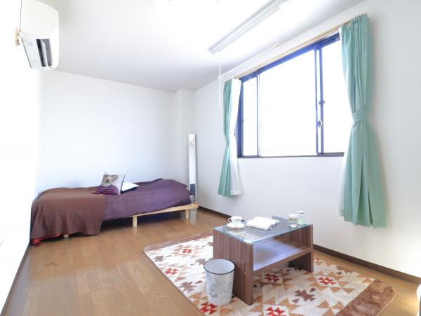 広島のウィークリーマンション・マンスリーマンション「Kマンスリー福山寺町 1R-303」メイン画像