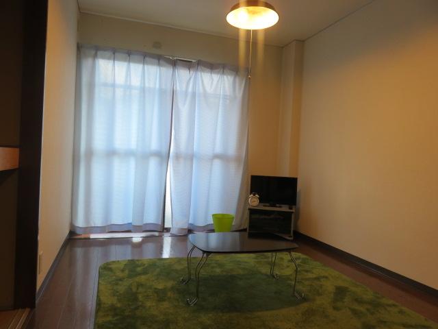岐阜県のウィークリーマンション・マンスリーマンション「サンパル冬頭Ⅰ 2DK」メイン画像