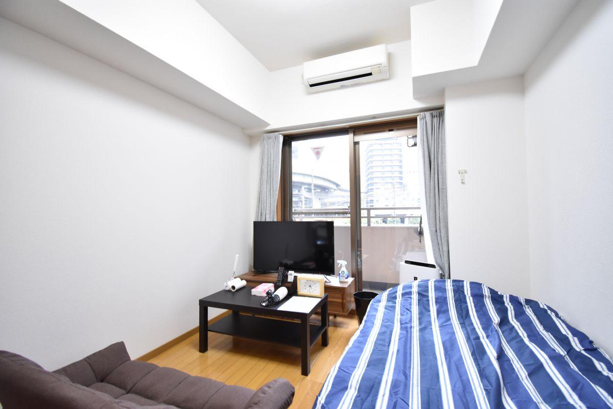 大阪の家具付き賃貸「エステムコート梅田リトリーヴ」メイン画像