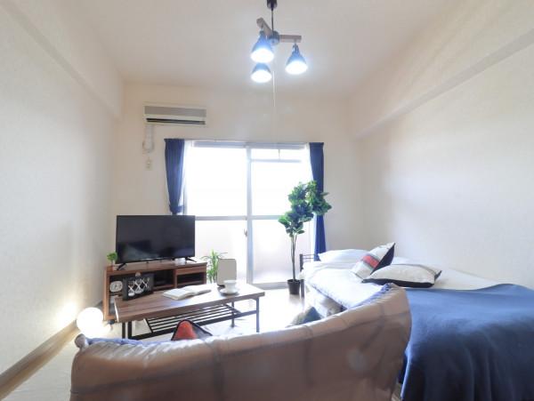 福岡の家具付き賃貸「ランドスケープビル」メイン画像