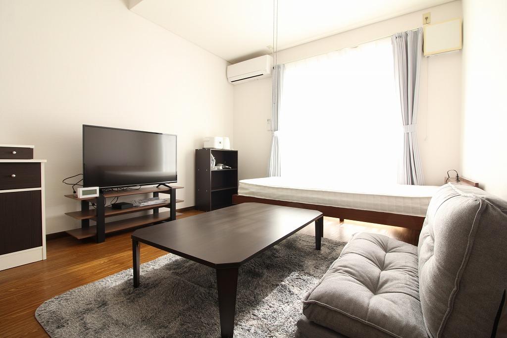 宮城県富谷市のウィークリーマンション・マンスリーマンション「YMひより台 」メイン画像