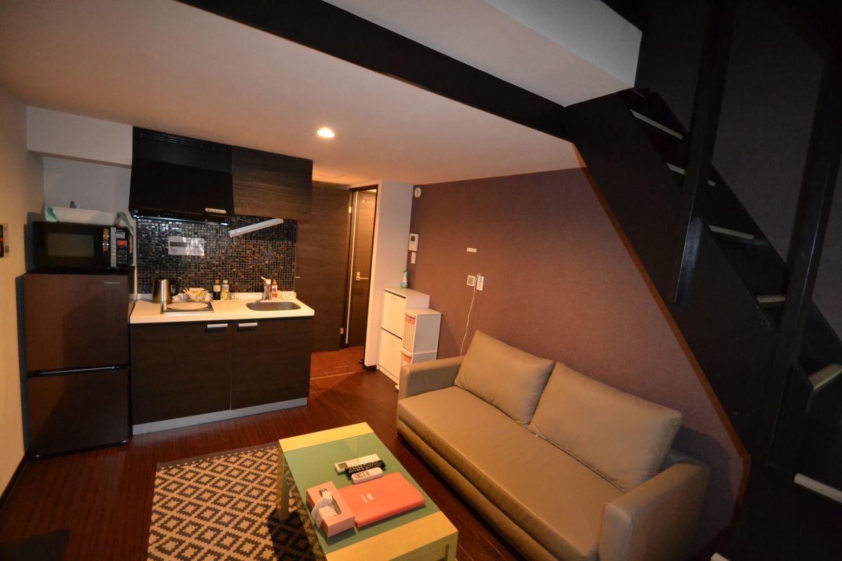 北海道のウィークリーマンション・マンスリーマンション「ステイBBパレロワイヤルⅡ 1R(No.127975)」メイン画像