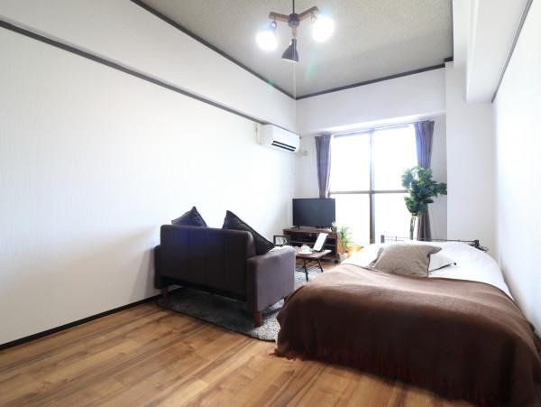 福岡のウィークリーマンション・マンスリーマンション「Kマンスリー北九州総合病院」メイン画像