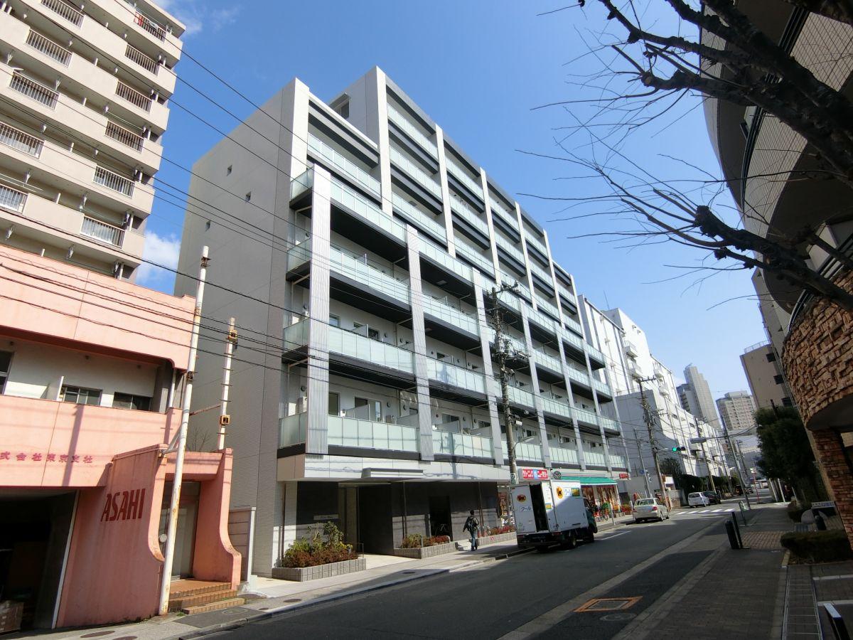 東京都のウィークリーマンション・マンスリーマンション「品川マンスリー キーヌ・ブラン 1K」メイン画像