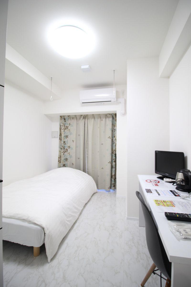 東京都立川市のウィークリーマンション・マンスリーマンション「スタイルマンスリー立川3 」メイン画像
