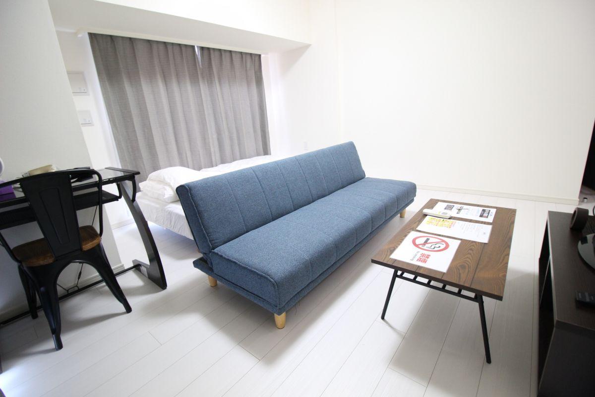 日本全国のウィークリーマンション・マンスリーマンション「スタイルマンスリー信濃町3 」メイン画像