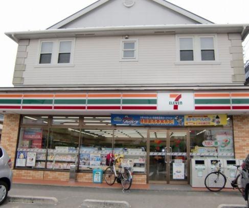 コンビニ(セブンイレブン大津店)