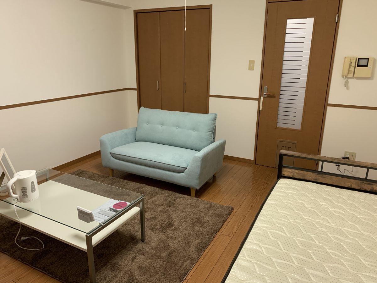 岡山県のウィークリーマンション・マンスリーマンション「Cityマンスリー岡山駅 501」メイン画像