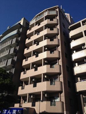 福岡県福岡市東区のウィークリーマンション・マンスリーマンション「ダイナコート箱崎Ⅱ 3」メイン画像