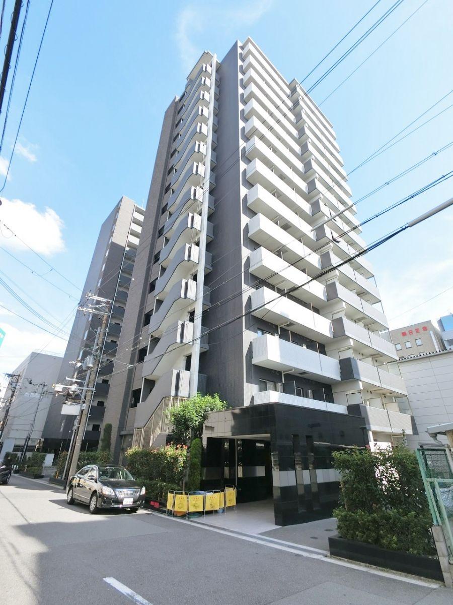 日本全国のウィークリーマンション・マンスリーマンション「LEONsマンスリー十三駅前 1Kタイプ」メイン画像