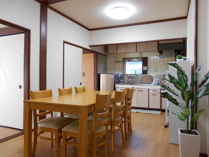 神奈川県のウィークリーマンション・マンスリーマンション「ドリームビルⅣ 2LDK」メイン画像