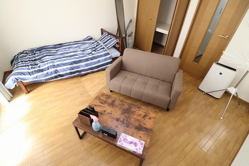 鹿児島県のウィークリーマンション・マンスリーマンション「アークガーデン (No.129270)」メイン画像