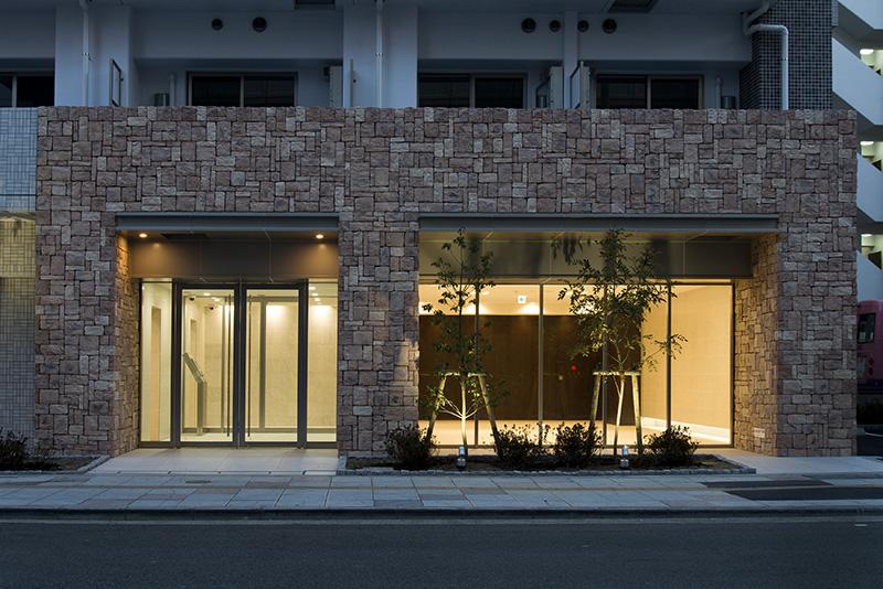 大阪の家具家電付きウィークリーマンション「LEONsマンスリー難波サウスゲート 1Kタイプ(No.130018)」メイン画像