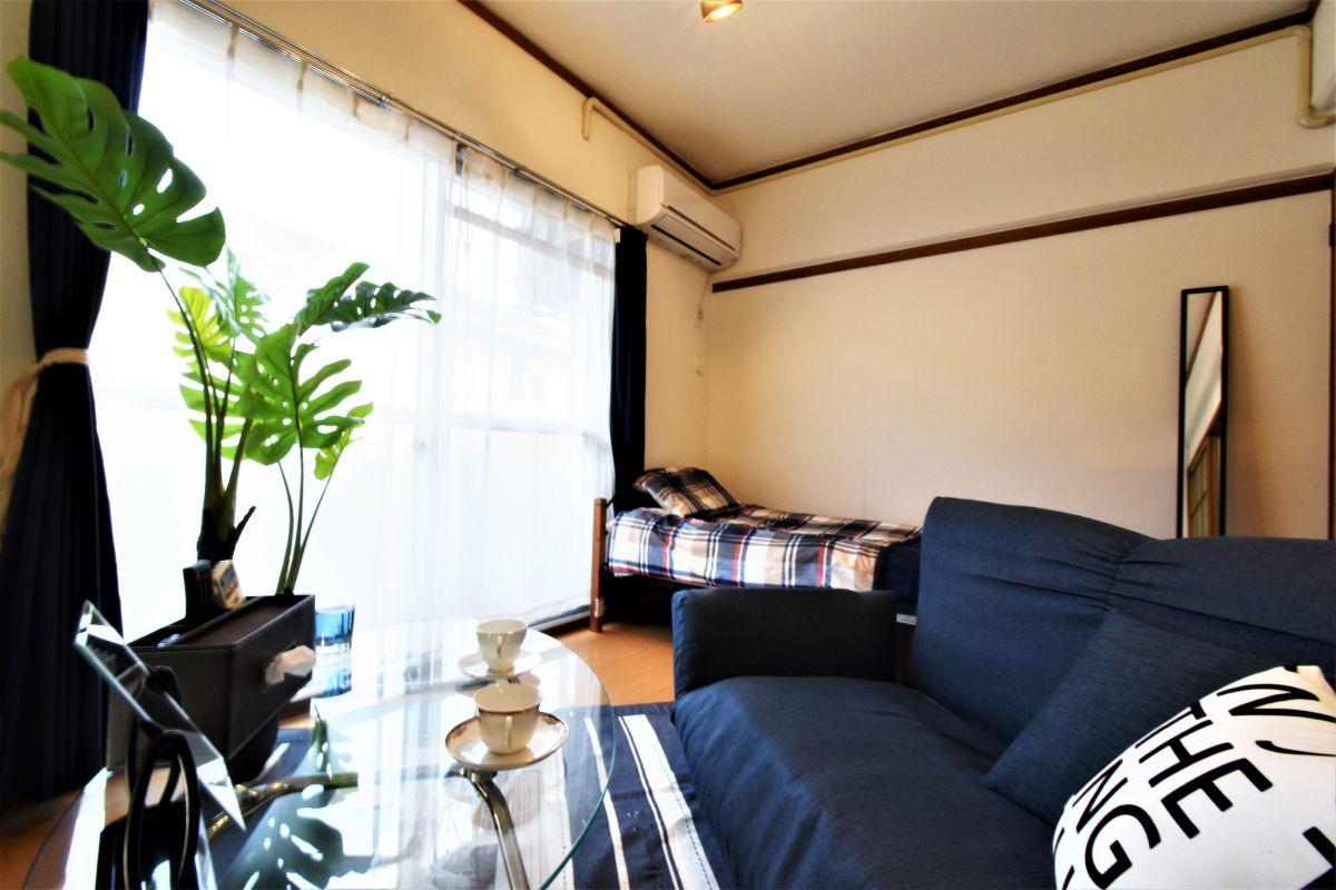 広島県広島市佐伯区のウィークリーマンション・マンスリーマンション「Kマンスリー坪井」メイン画像