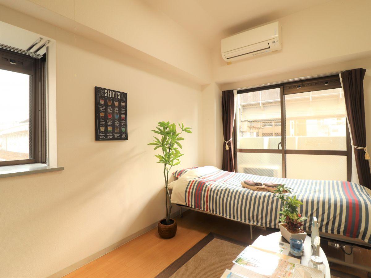 広島県広島市西区のウィークリーマンション・マンスリーマンション「Kマンスリー三篠町」メイン画像