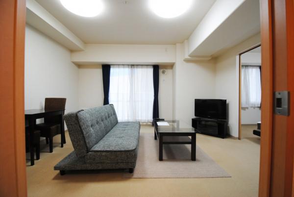 株式会社 賃貸生活の家具家電付きマンスリーマンション「ノースステイすすきの 802・1LDK(No.131)」メイン画像