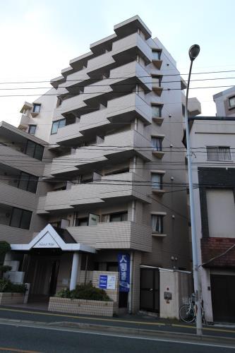 福岡県福岡市早良区のウィークリーマンション・マンスリーマンション「メゾン・ド・西新 」メイン画像