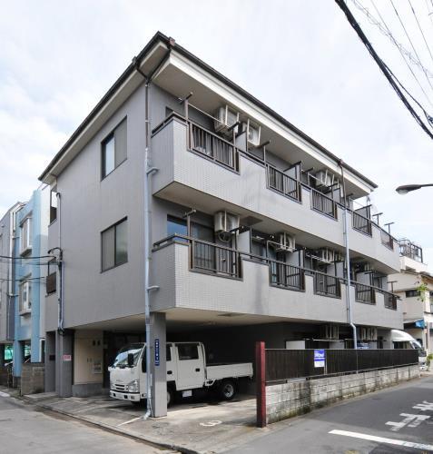 東京都江東区のウィークリーマンション・マンスリーマンション「グレンジ 」メイン画像