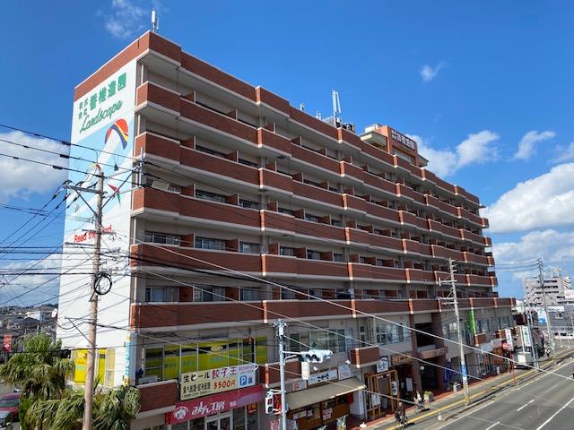 福岡県福岡市東区のウィークリーマンション・マンスリーマンション「ランドスケープビル 」メイン画像