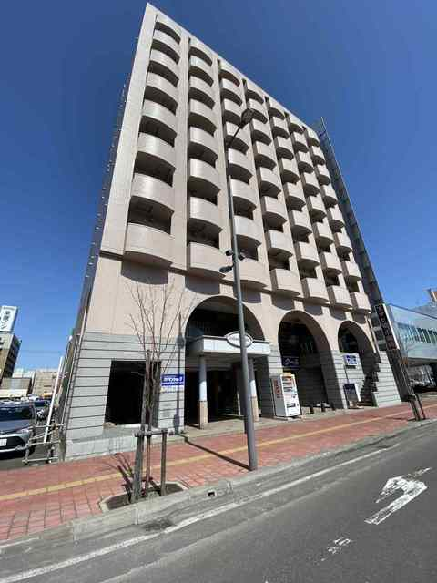 北海道旭川市のウィークリーマンション・マンスリーマンション「メゾン・ド・ノール 」メイン画像