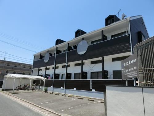 福岡県太宰府市のウィークリーマンション・マンスリーマンション「プラムコートリサ 」メイン画像