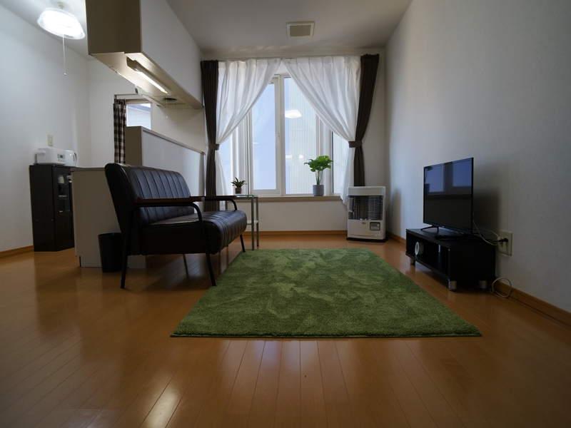 北海道帯広市のウィークリーマンション・マンスリーマンション「コーポプラネットⅠ 1LDK」メイン画像