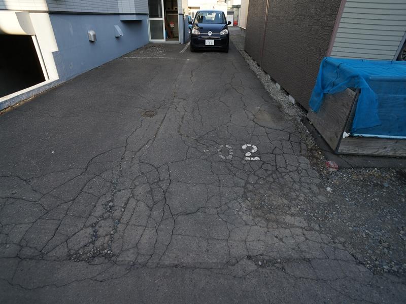 駐車場1台可