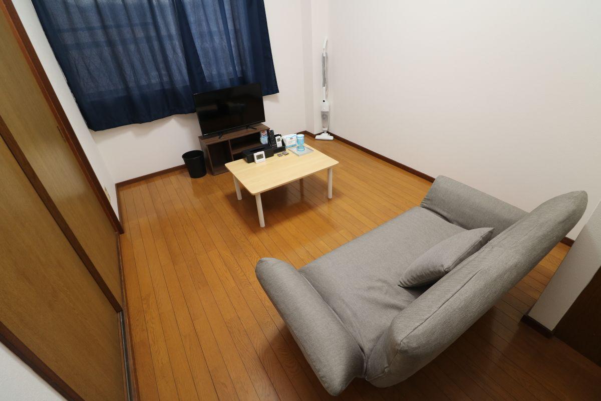 岡山県のウィークリーマンション・マンスリーマンション「水島相生 YKマンスリー 3DK」メイン画像